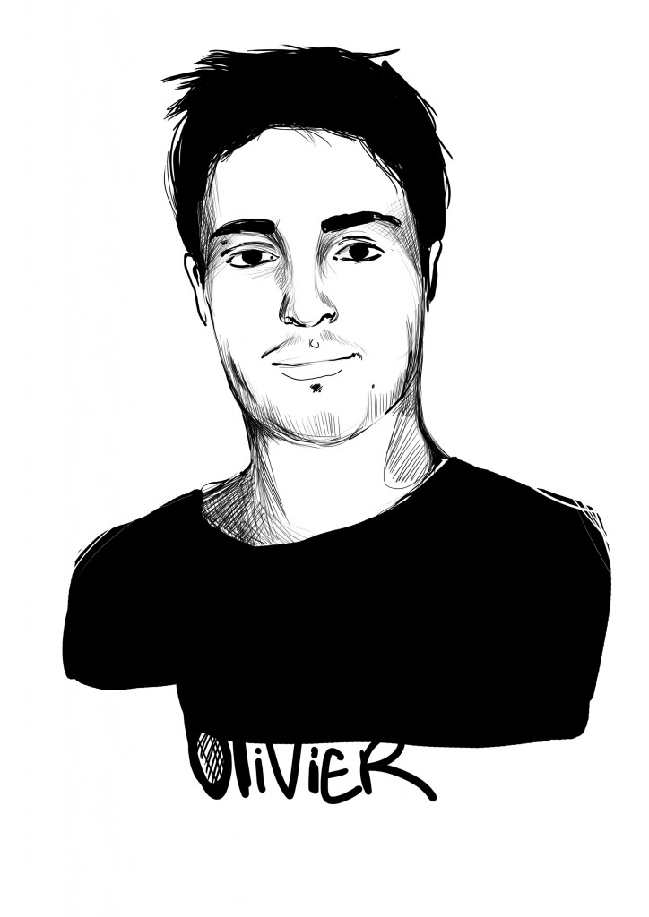 Olivier, rédacteur web